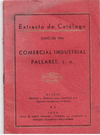 PALLARES CATALOGO