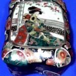 bombonera ceramica