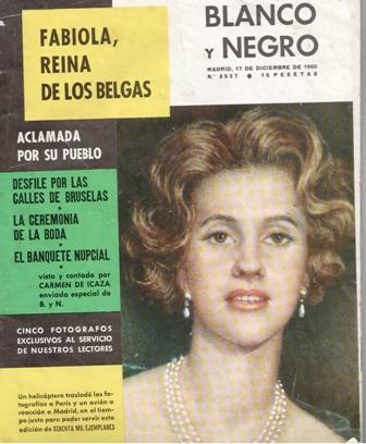 Blanco y Negro, 17 de diciembre de 1960