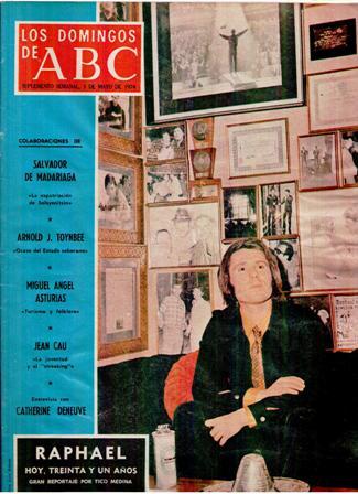 Los Domingos de ABC, 5 de mayo de 1974
