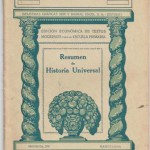 resumen de historia universal