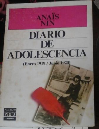 diario de adolescencia
