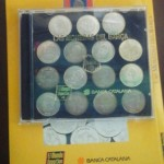 monedas barça