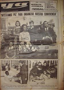 Ya, 26 de diciembre de 1975