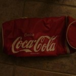 Bolsa frio Coca Cola