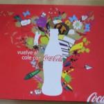 Estuche de pinturas Cocacola