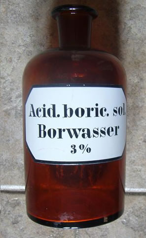 Acid Boric sol