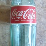 Cocacola serigrafiada Rojo
