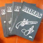 Revista Armas 4 tomos