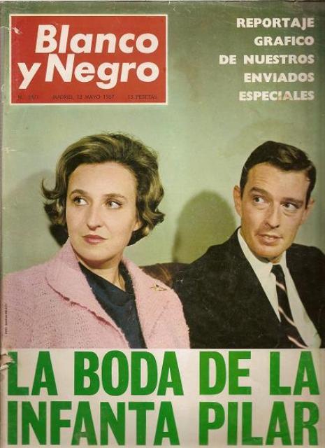 Blanco y Negro. 13 de mayo de 1967. Nº 2871