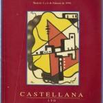 Subasta de Inauguración. Castellana 150 Subastas de Arte. 5 y 6