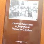 Fiestas en Salamanca en el Legado de Venancio Gombau