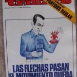 TRIUNFO, AÑO XXXII, NÚM. 741,9 de abril de 1977