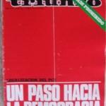 TRIUNFO, AÑO XXXII, NÚM. 742,16 de abril de 1977