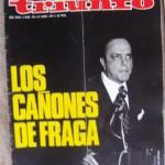 TRIUNFO, AÑO XXXII, NÚM. 743,23 de abril de 1977