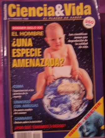 CIENCIA & VIDA nº 1, Marzo 1998