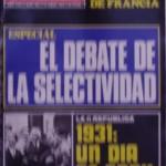 TRIUNFO, 5ª ÉPOCA, AÑO XXIX, NÚM. 602,13 de abril de 1974
