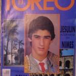 EL TOREO Nº 29, Semana del 18 al 24 de septiembre. 1990