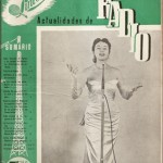 SINTONÍA AÑO III, NÚM. 51, 1 de julio de 1949