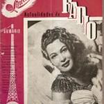 SINTONÍA AÑO III, NÚM. 54, 15 de agosto de 1949