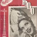 SINTONÍA AÑO III, NÚM. 56, 15 de septiembre de 1949