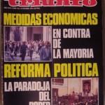 TRIUNFO AÑO XXXI, NÚM. 716, 16 de octubre de 1976
