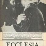ECCLESIA Número 1642, 19 de Mayo de 1973, Año XXXIII