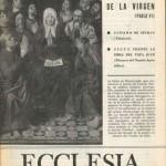 ECCLESIA Número 1645, 9 de Junio de 1973, Año XXXIII