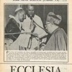 ECCLESIA Número 1646, 16 de Junio de 1973, Año XXXIII