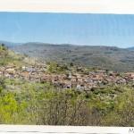 Posta de Mogarraz. Vista panorámica desde Monforte