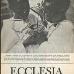 ECCLESIA Número 1640, 5 de Mayo de 1973, Año XXXIII