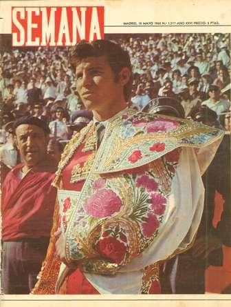 SEMANA, 15 mayo 1965, Nº 1317, AÑO XXVI