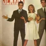 SEMANA, 2 febrero 1965, Nº 1302, AÑO XXVI