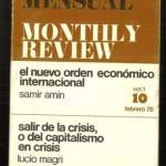 Revista Mensual, Monthly Review, 10 Febrero 1978