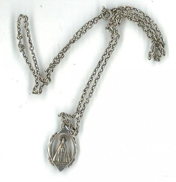 medalla Virgen de El Casta¤ar