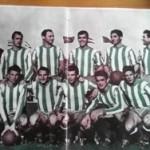Poster Semana, Real Club Recreativo de Huelva, 1960 - 61