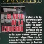 TRIUNFO AÑO XXXIII, NÚM. 840, 3 MARZO 1979
