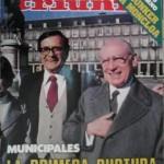TRIUNFO AÑO XXXIII, NÚM. 846, 14 ABRIL 1979