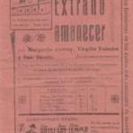 Programa de Cine. Lunes 12 de abril de 1948,Teatro Gran Vía, Mad