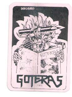 Pegatina Goteras, Bejar