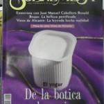 Sobremesa nº 128, septiembre 1995.. El Yogur