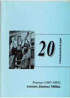 Col.lección poesía de paper, nº 20