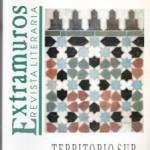 Extramuros Revista Literaria nº 23 24  2001. Territorio Sur
