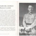 Recordatorio Fallecimiento Francisco Branco Bahamonde. Valle de