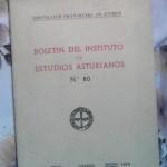 boletin instituto de estudios asturianos