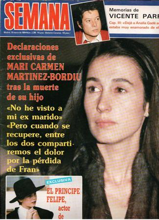 Semana, 10 de marzo de 1984